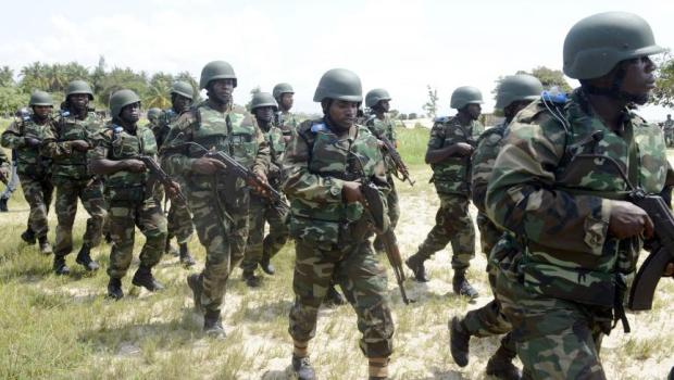 Nigeria: the army releases 300 women from a fief of Boko Haram