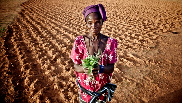 Mali: Women farmers learning marketing
