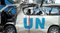 Quelques heures après l'attaque lundi 20 avril contre un véhicule de l'ONU à Garowe en Somalie, le Représentant spécial du Secrétaire général de l'organisation pour la Somalie, Nicholas Kay, a […]