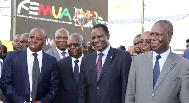 Kadré Ouédraogo : « La CEDEAO est redevable au groupe Magic System »