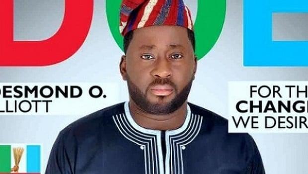 Nigéria: l'acteur Desmond Elliot élu député