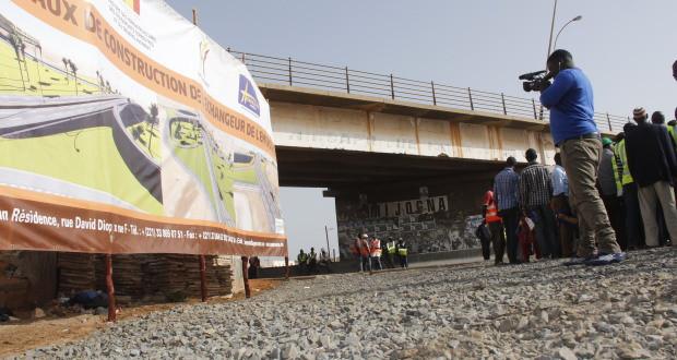 Sénégal: lancement des travaux de «l'échangeur de l'émergence»
