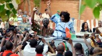 It was a jubilant crowd that came to Ouagadougou airport to welcome on Thursday, 14th May, Mariam Sankara, the widow of the former president, Thomas Sankara, who has lived in […]
