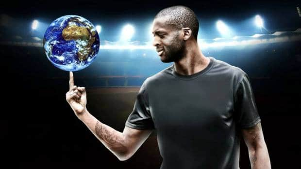 Yaya Touré: Appointed ambassador of FIFA against racism
