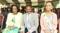 Miss Gabon 2015 Reine Ngotala puts her money where her mouth is. Appointed the most beautiful girl of Gabon in April 2015, Reine Ngotala made her first official visit on […]