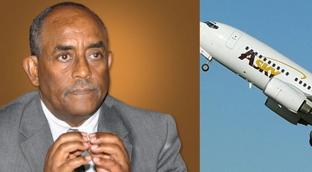 Yissehak Zewoldi: the Ethiopian leaves the management of Asky