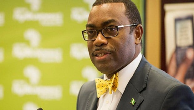 Akinwumi Adesina: new chair of ADB