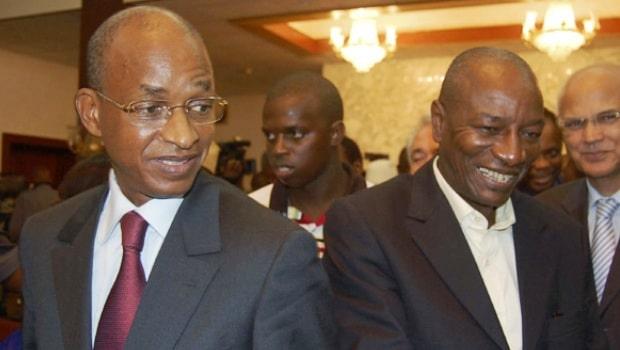 Guinée: Les deux hommes forts du pays ne se verront plus