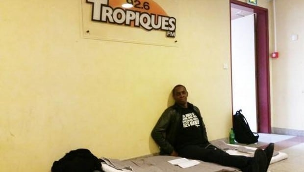 Togo: Toofan group supports Claudy Siar