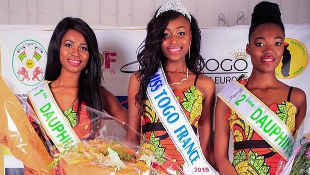 Miss Togo France2015: Balbina D'Almeida crowned