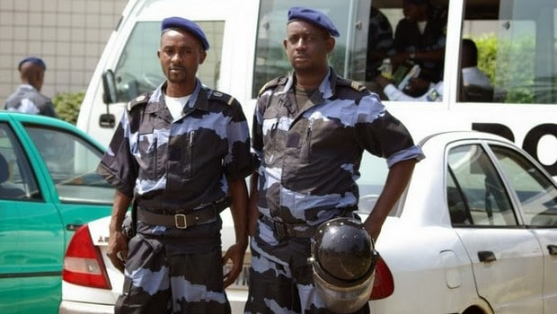 Gabon: end of the break time for unruly policemen