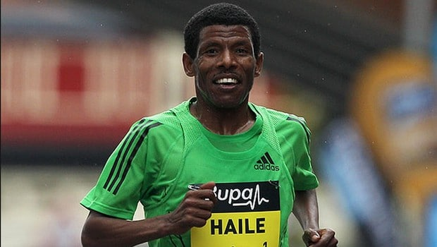Athletics: the Ethiopian star, Gebrselassie ends his career