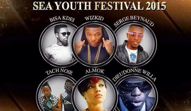 Togo: la fondation de Sheyi annonce «SEA Festival 2015»