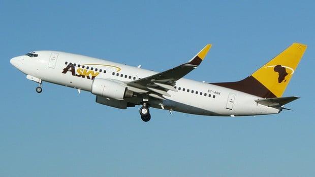 Ghana Aviation Award: Asky, compagnie aérienne  la plus prometteuse de l'année