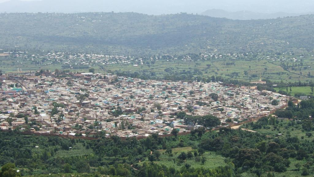 Environmental protection: Ethiopia is a world model