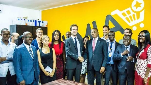 Jumia: faire de la Côte d'Ivoire un hub régional du e-commerce