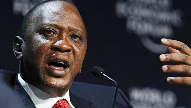 Uhuru Kenyatta : « L'Afrique ne se développera pas avec l'aide extérieure »