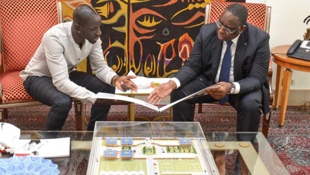 Sénégal : Mamadou Sakho annonce la construction d'un centre sportif et culturel