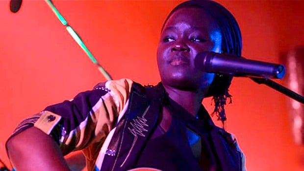 Développement: l'Afrique vue par l'artiste sénégalaise Shoula Ndiaye