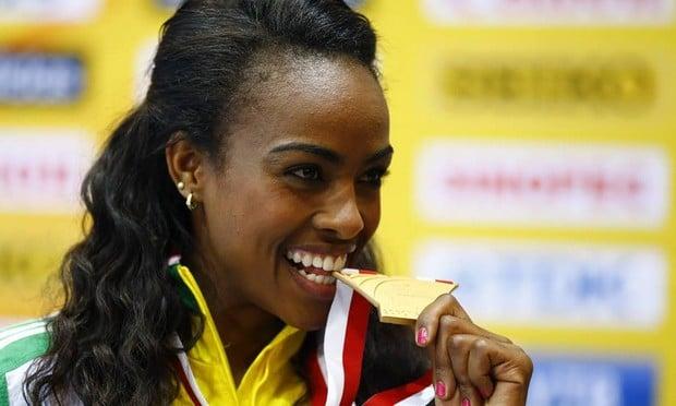 Athlétisme : l'Ethiopienne Genzebe remporte le 5000m au Meeting de Paris