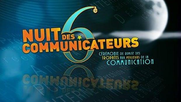 6ème nuit des communicateurs: les Lauréats
