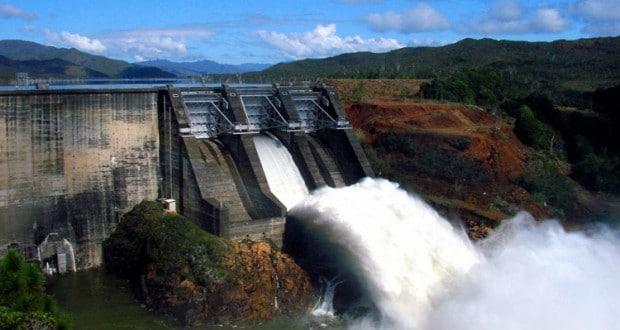 Guinée : Inauguration du barrage hydroélectrique de Kaléta