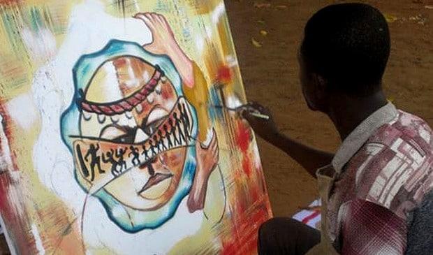 Togo : l'art pour promouvoir la paix