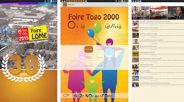 Foire int. de Lomé 2015: l'heure des applis mobiles a sonné!
