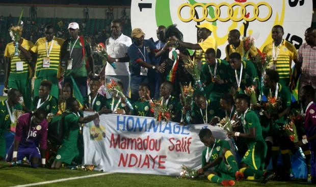 Jeux africains : Une première pour le Sénégal et le Ghana