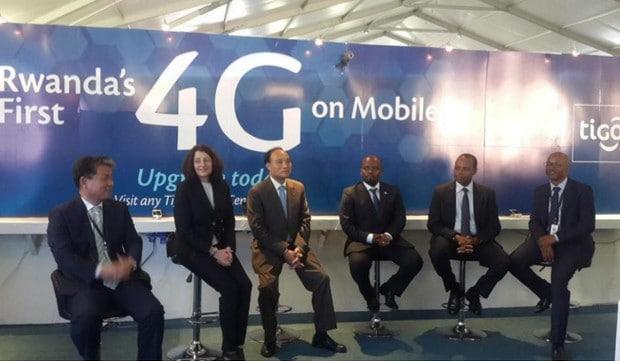 Rwanda: la 4G enfin une réalité