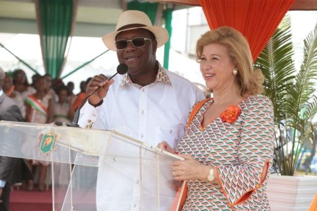 Alassane Ouattara réélu avec 83,66% des suffrages exprimés