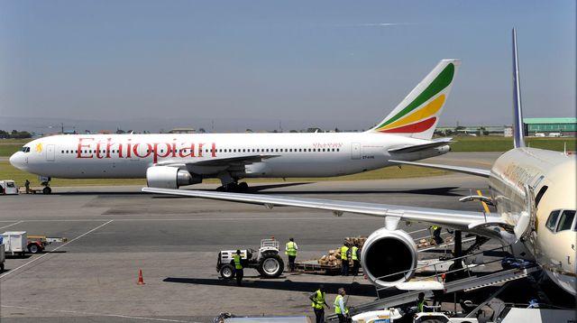 Transport aérien: Ethiopian à la conquête du ciel chinois