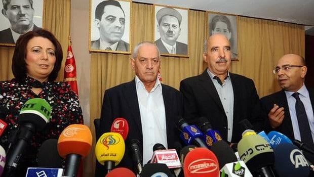 Tunisie: le Prix Nobel de la Paix de retour en Afrique