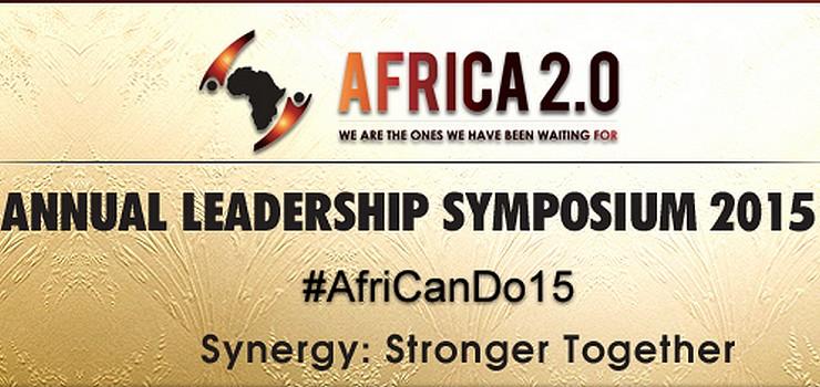 Symposium annuel du leadership d'Africa 2.0: le programme