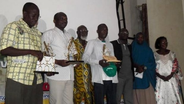 Togo: Fin du festival de film de Blitta