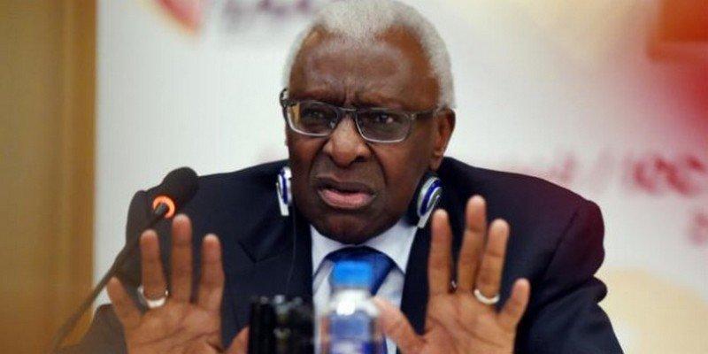 Corruption à l'IAAF: Lamine Diack suspendu par le CIO