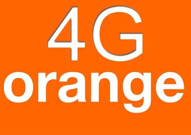 Orange fake 4G Network