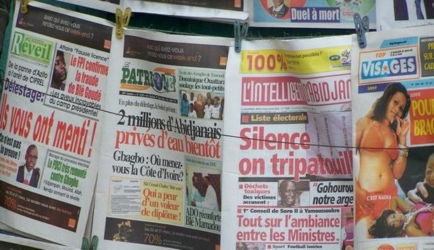 presse-ivoirienne