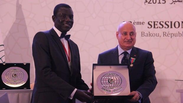 Wissam d'or 2015: Un ancien journaliste sénégalais récompensé