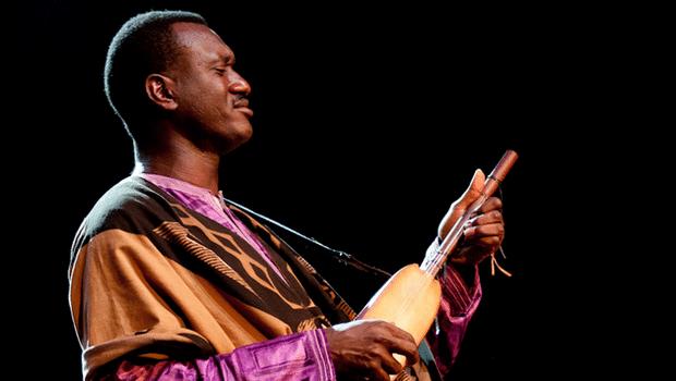 Tamani d'or 2016 : Bassékou Kouyaté élu meilleur artiste malien