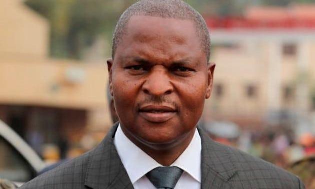 Présidentielle Centrafrique : le président Faustin Touadera candidat