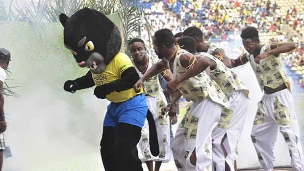 Mascotte-Samba