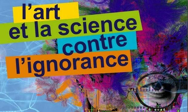 9ème Festival Filbleues: «l'art et la science contre l'ignorance»