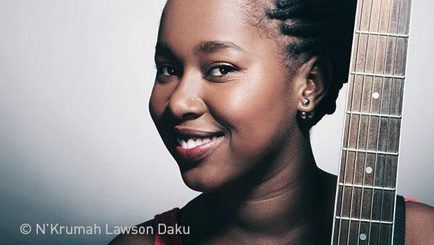 Togo: Elida Almeida démarre sa tournée africaine à Lomé