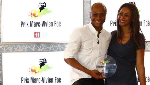 Prix Marc Vivien Foé 2016: Qui succèdera à Andre Ayew ?