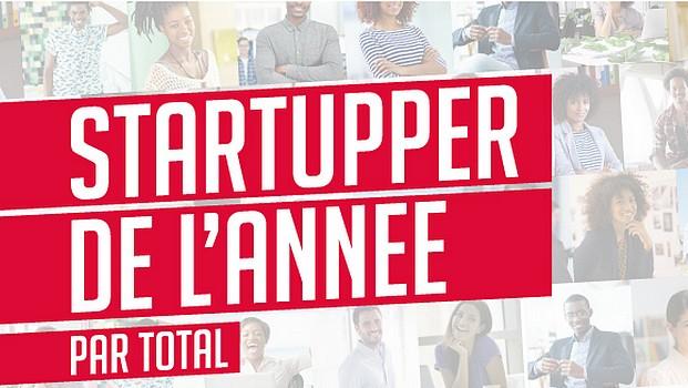 Entreprenariat: découvrez les lauréats de » Startupper de l'année par Total»