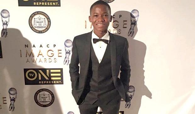 Star à 15 ans, le Ghanéen A. Attah jouera dans « Spiderman : Homecoming »