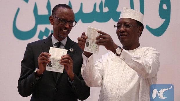 passeports-union-africaine