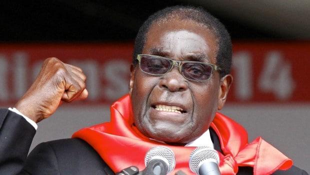 Robert Mugabe : Le numéro 1 zimbabwéen annule sa visite au Ghana