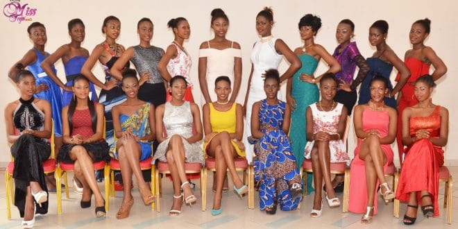 Miss Togo 2016: les finalistes connues